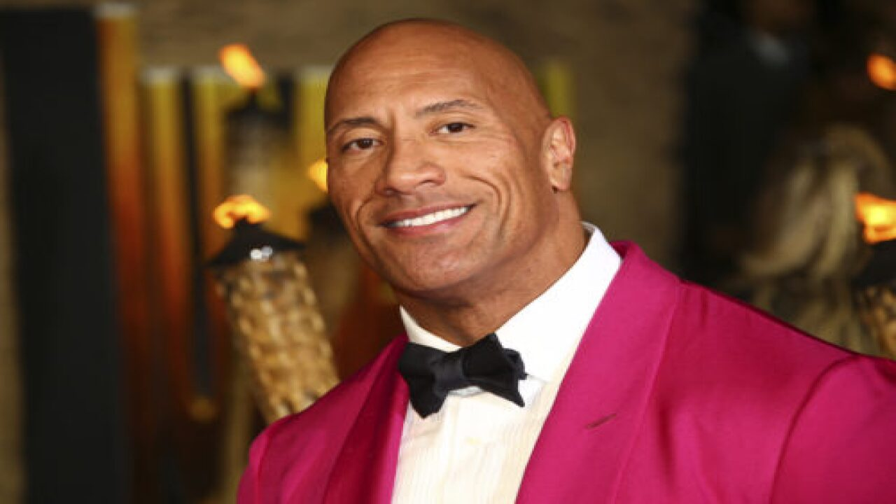 Dwayne Johnson's Daughters Are 'the Great Equalizers' In His Life