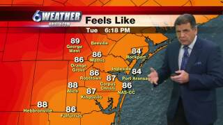Mike Hernandez weather for Oct. 20, 2020