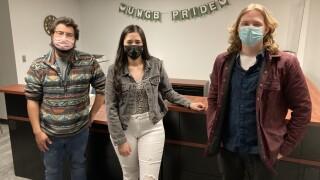 UWGB students start podcast