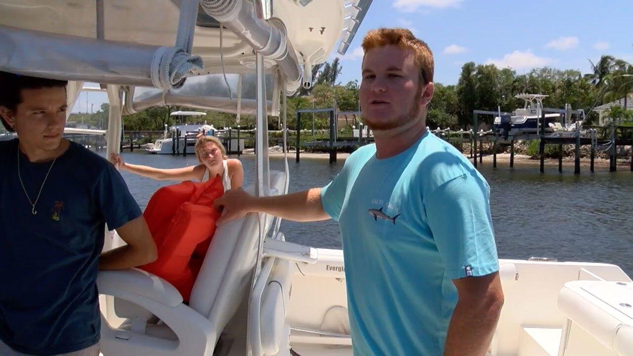 Boater Christopher Guy