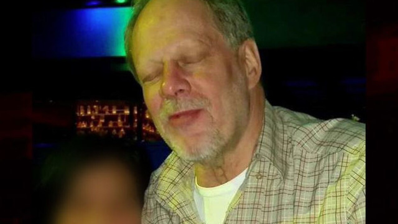 Officials identify Las Vegas shooter as 64-year-old Stephen Paddock
