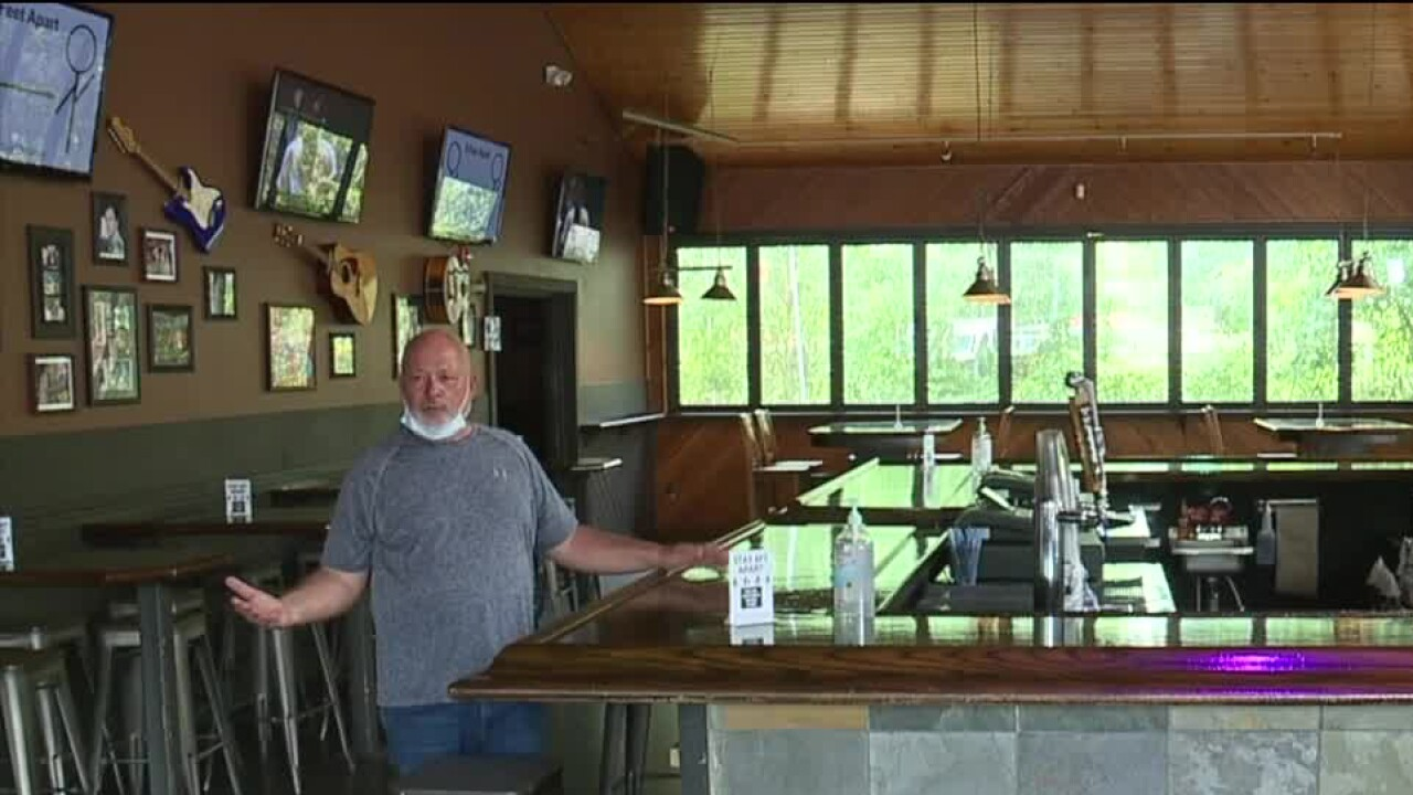 'We can only do so much.' Local bar owners ask customers to take safety precautions when going out