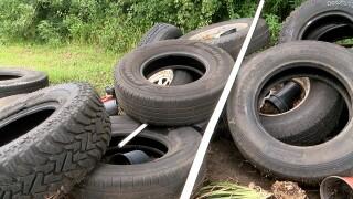 Waxler 6pm pkg Tire dump.jpg