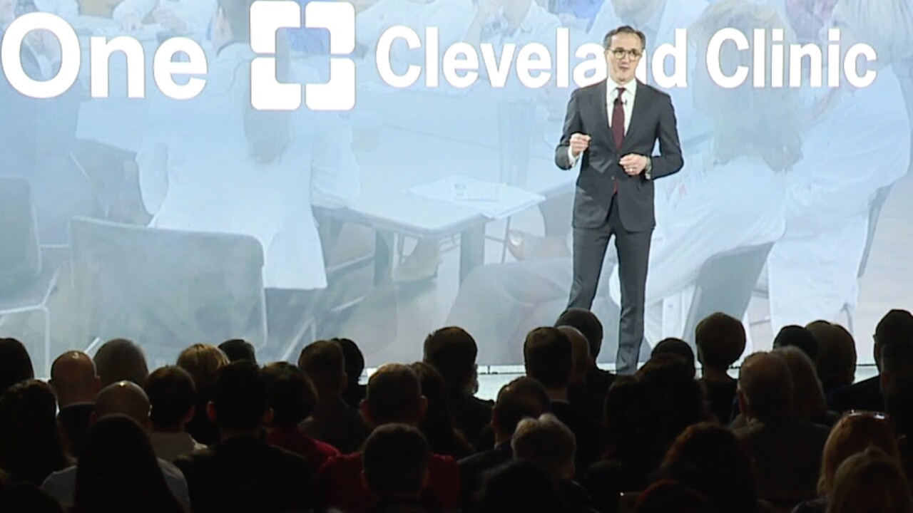 President & CEO of Cleveland Clinic talks state of the clinic and Coronavirus