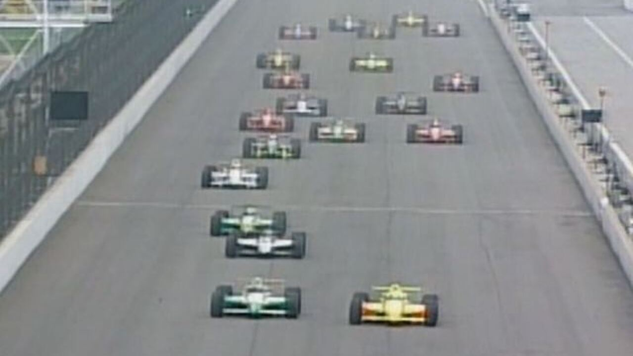 Controversy, tragedy at 1996 Indy 500