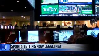 """Sports Bet Montana"" is coming soon"