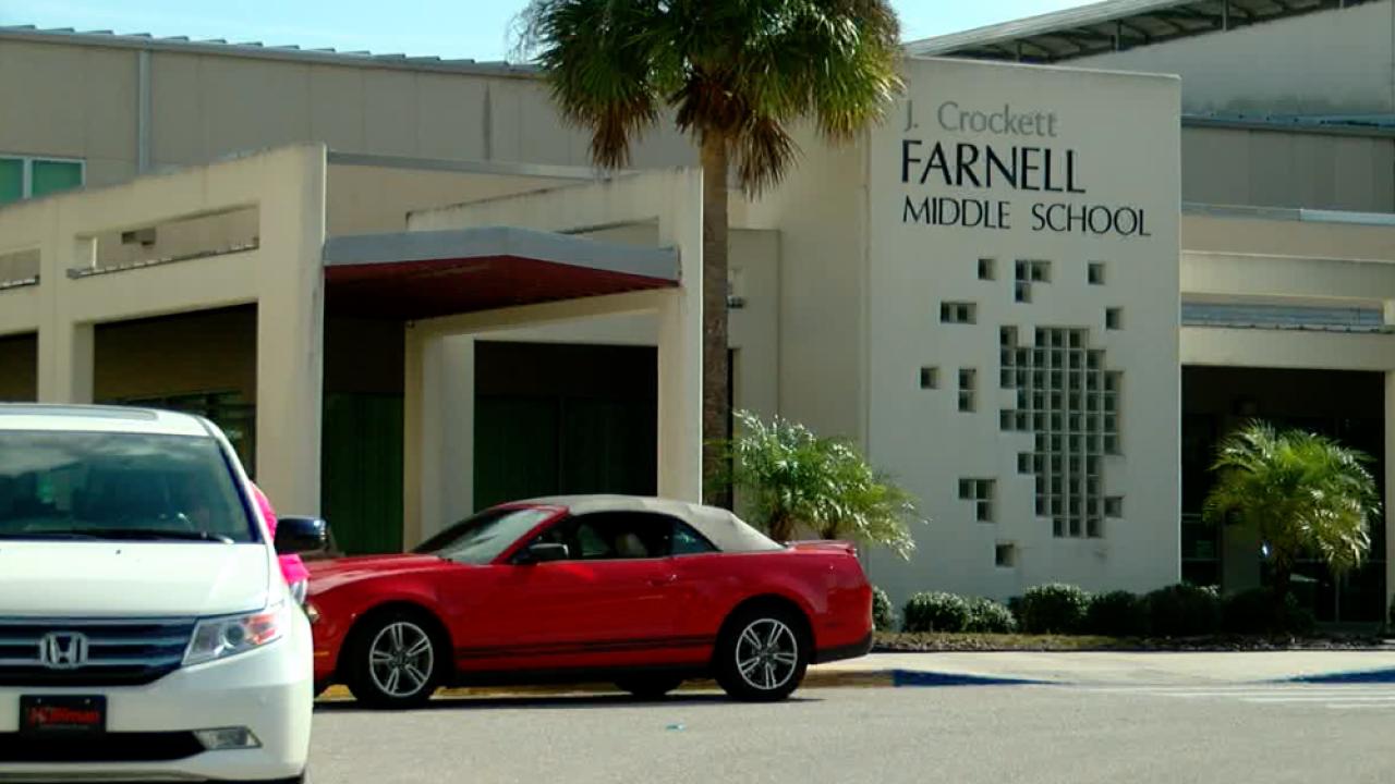 Farnell Middle School