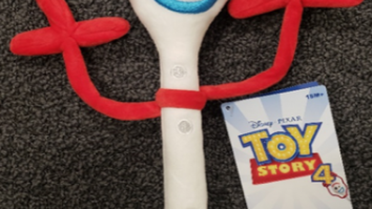 You might have to put 'Forky' in the trash after all
