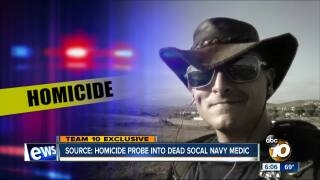 Source: August death of SoCal Navy corpsman now being investigated as homicide