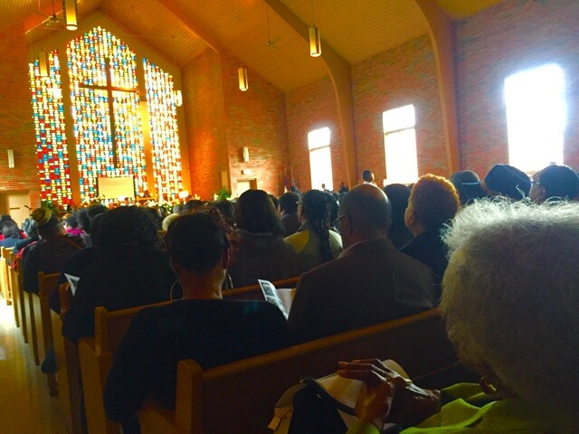Family and friends honor the life of Robert Godwin Sr.