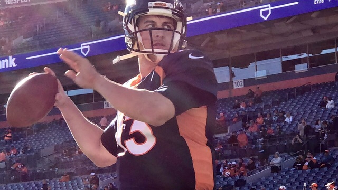 Broncos end losing streak, crush New York Jets