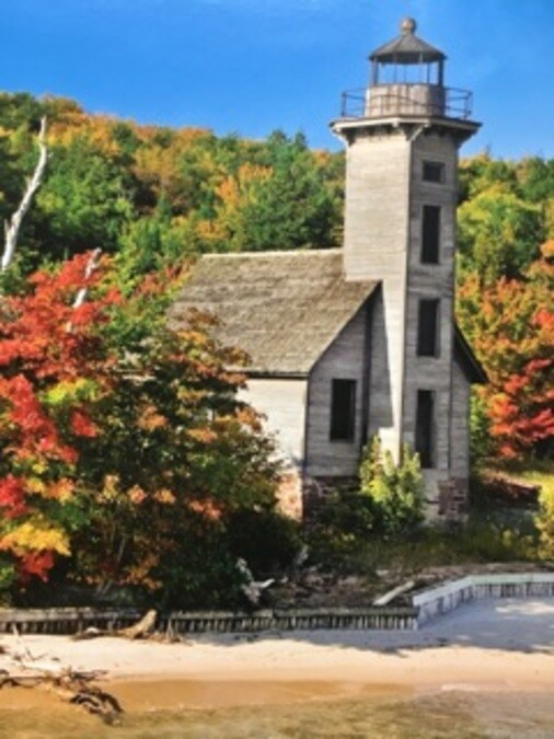 Grand Island Lighthouse - Grand Island, MI.JPG