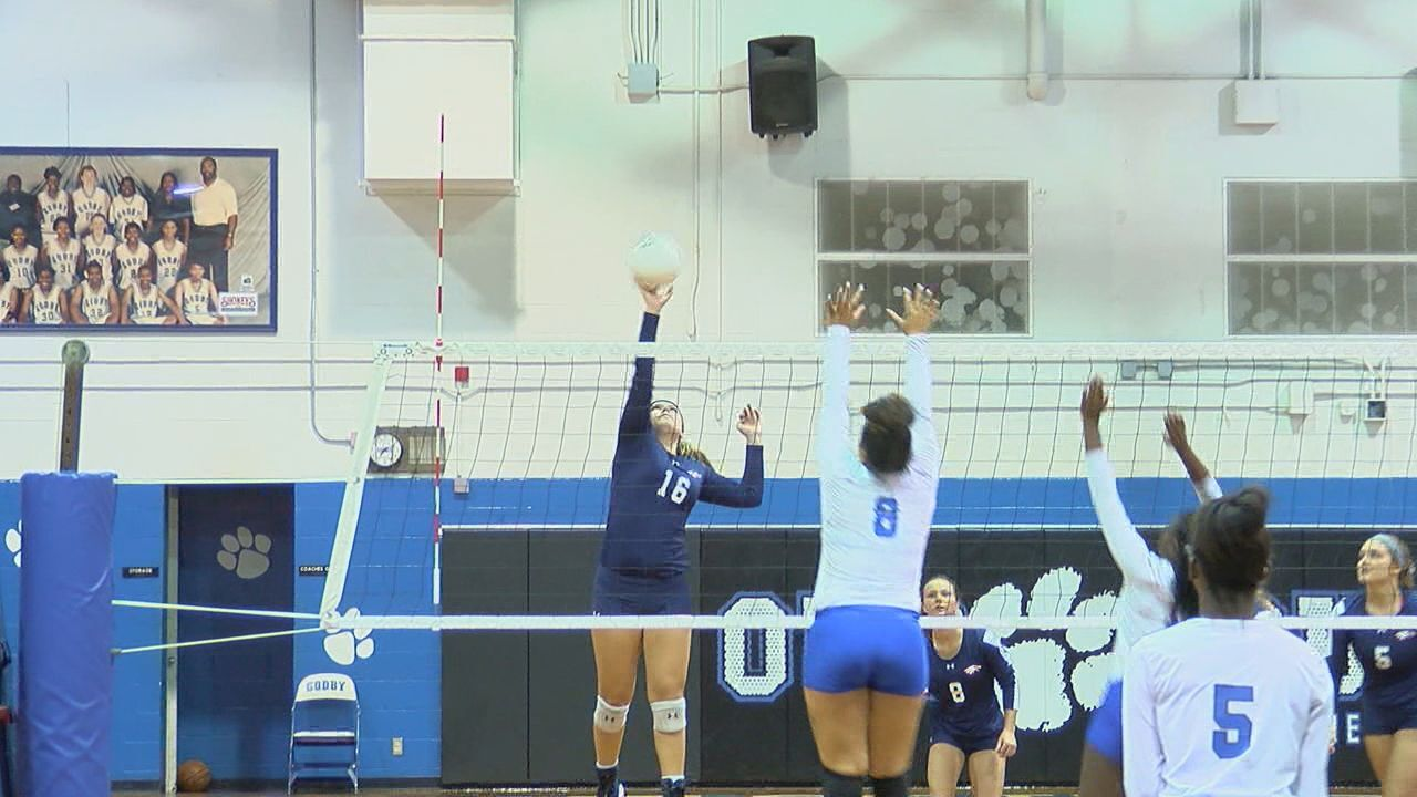 Wakulla volleyball tops Godby on the road