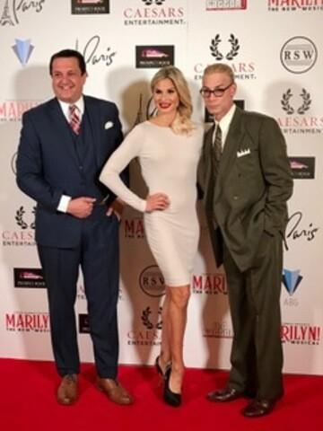 PHOTOS: 'Marilyn!' premieres at the Paris hotel-casino
