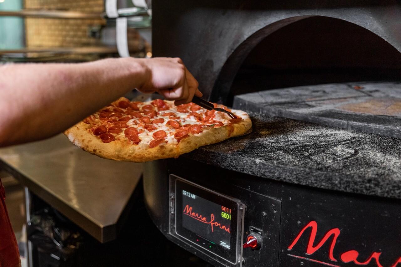 Mootz Pizzeria and Bar