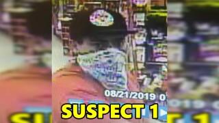 Pueblo Armed Robbery Suspect #1