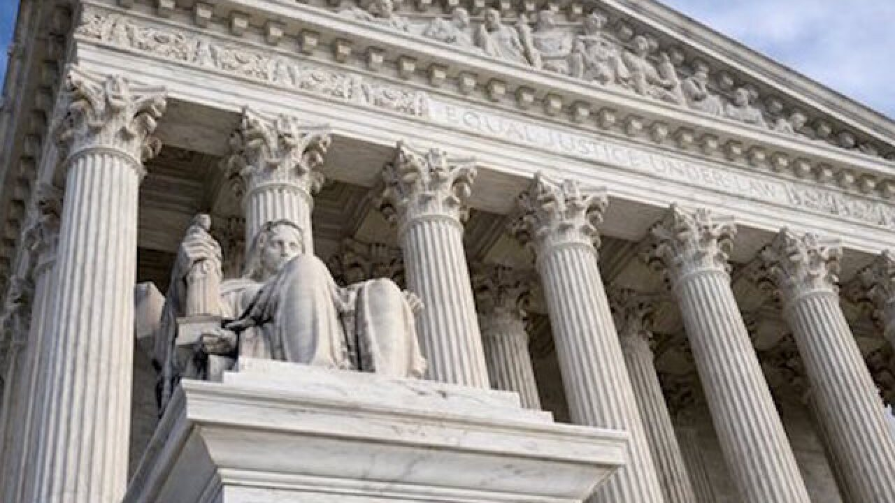 Unions get big win from deadlocked Supreme Court