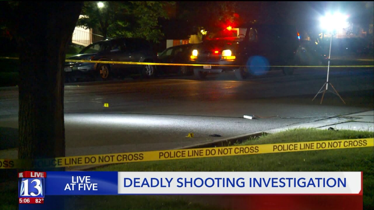 Man shot by passerby intervening in domestic dispute in Provo hasdied