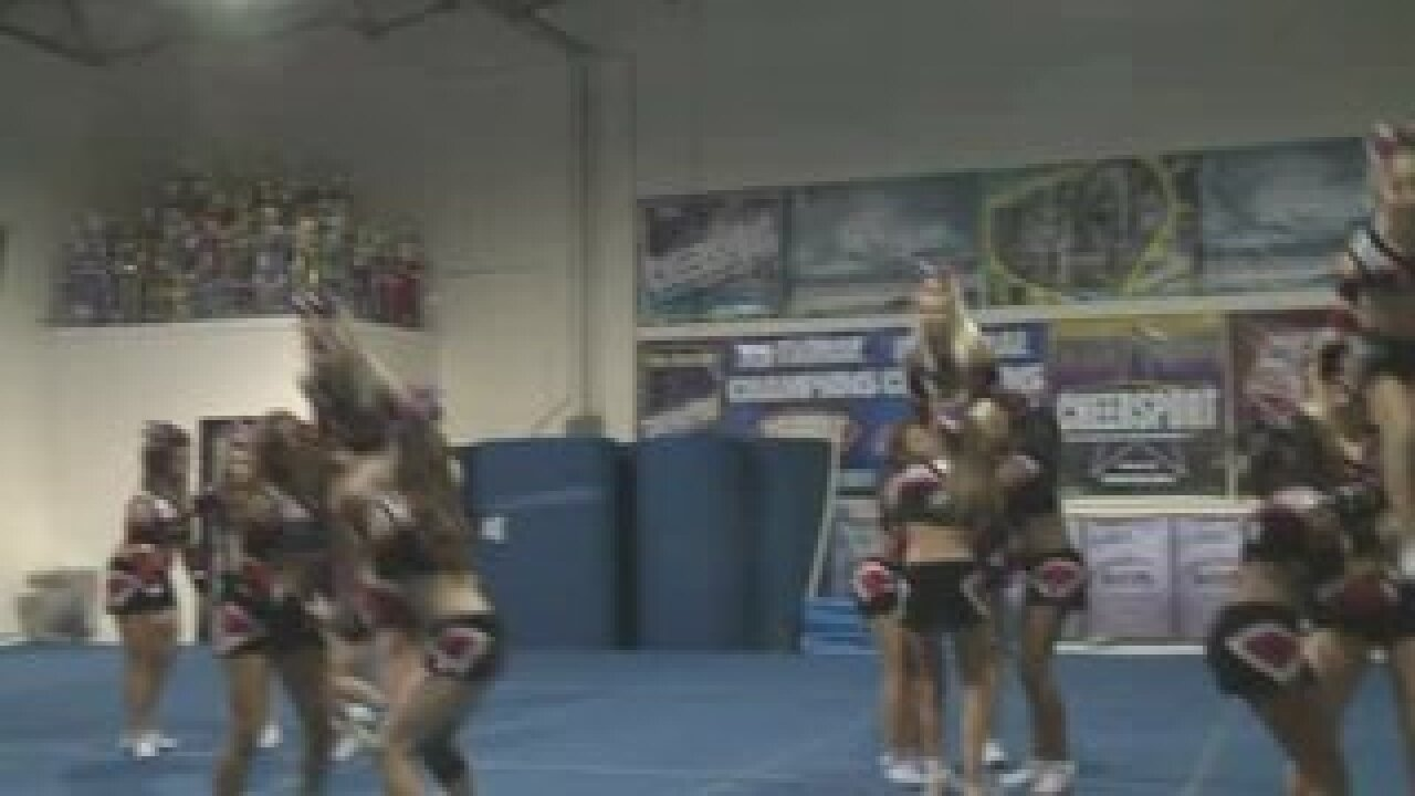 Athlete of the Week: Fame All Stars Cheering