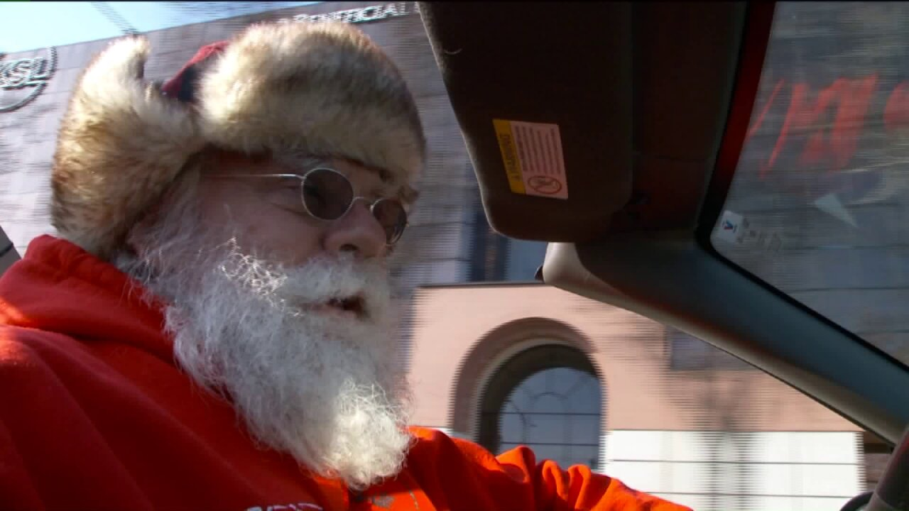 Utah man had to fight for his 'Ho Ho Ho' license plate