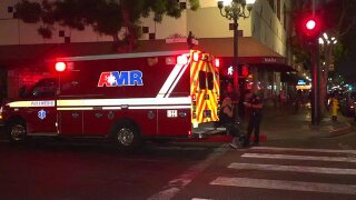 Woman says young boy attacked her in downtown SD