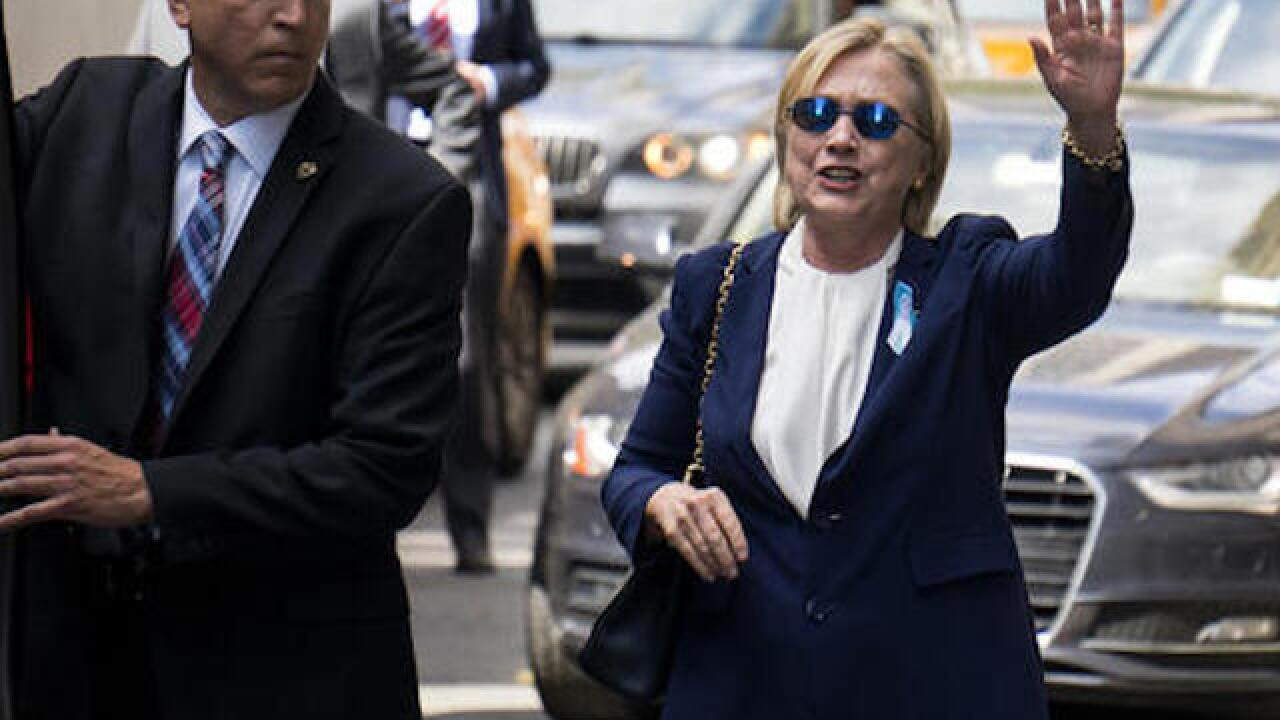Video fuels questions about Clinton's health