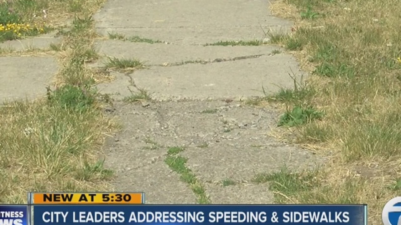 Better roads, more business on west side