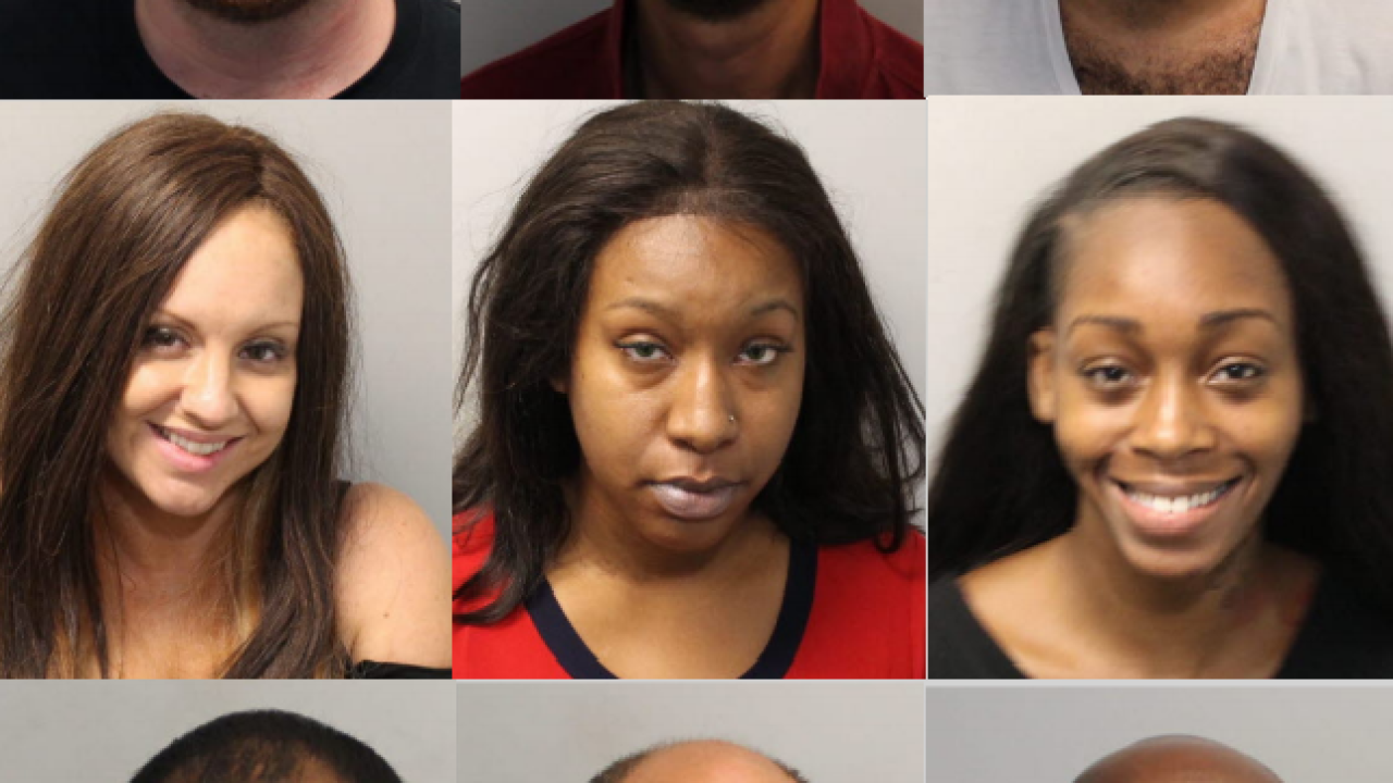 Seven arrested in Norwich prostitution sting - News - The