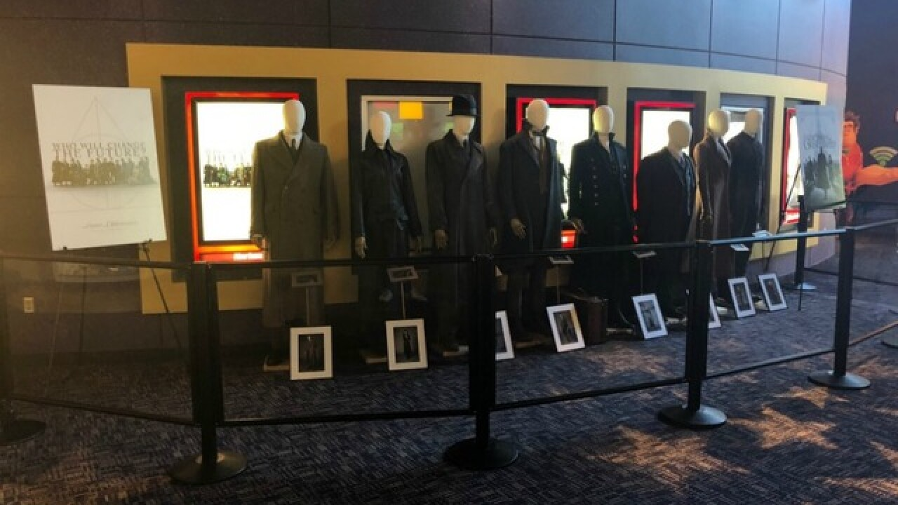 Costumes from upcoming 'Fantastic Beasts' movie on display at Harkins Tempe Marketplace