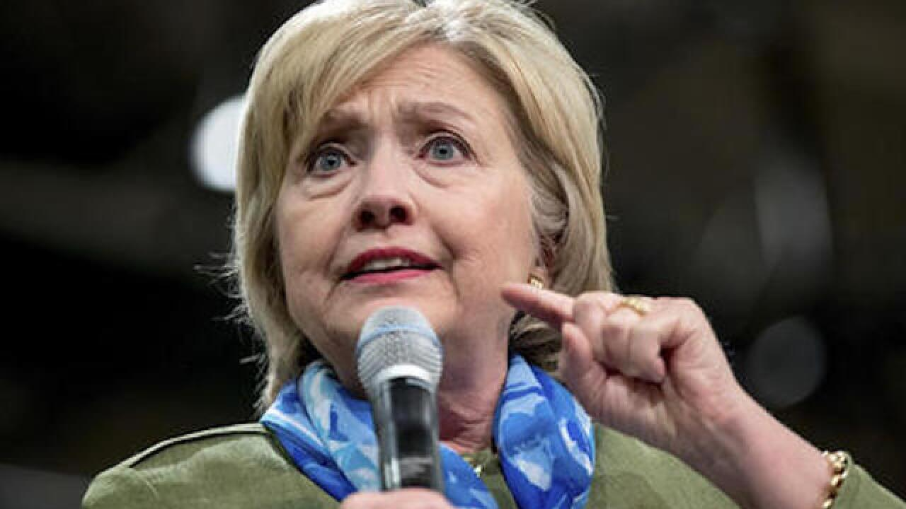 Clinton must answer questions over emails, judge rules