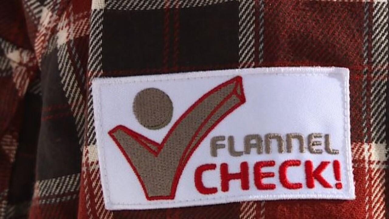 Team Flannel Check