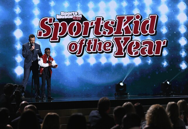 PHOTOS: J.J. Watt, others honored at Sports Illustrated's Awards Show