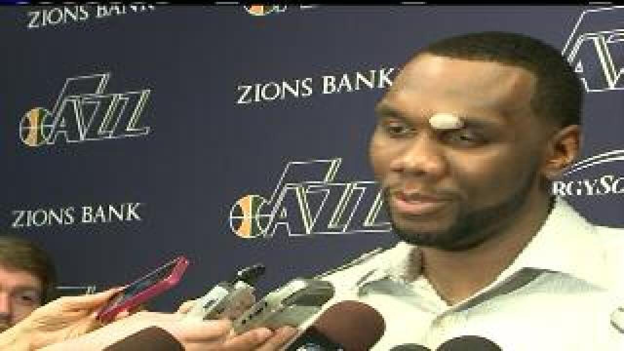 Jazz make playoffs with win over Suns