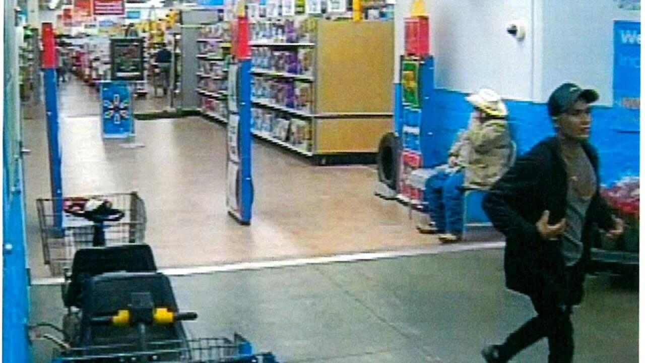 Police search for man seen stealing $2K in electronics from