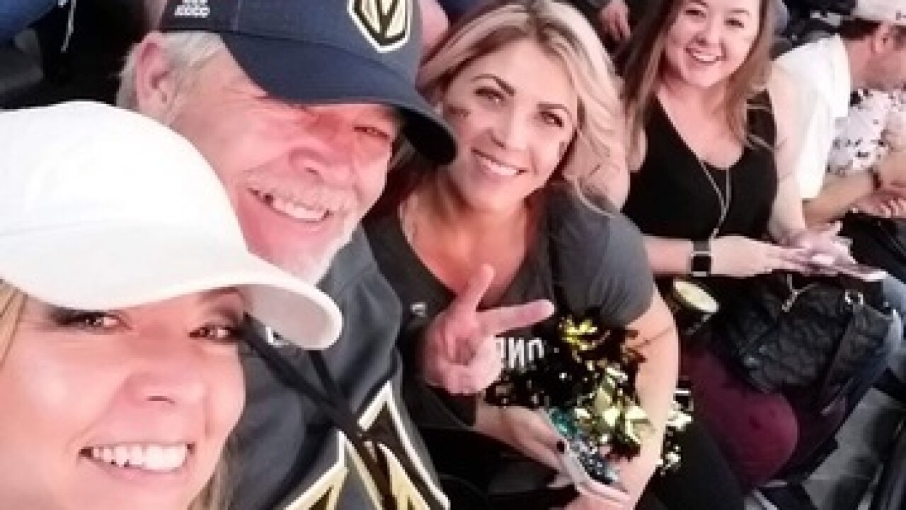Single Golden Knights fans connect on Facebook