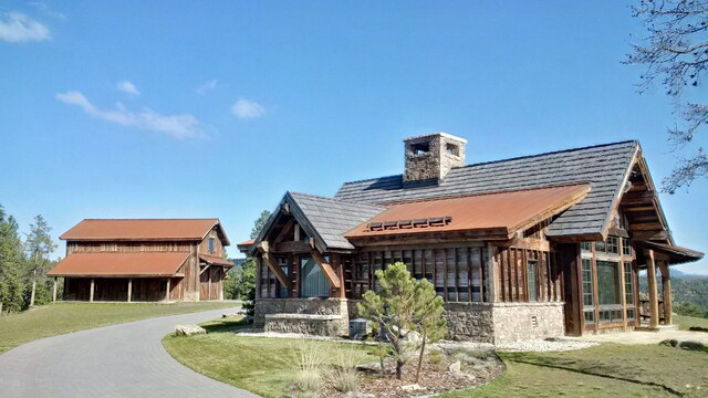 GALLERY: 19-acre estate in Evergreen going up for auction in June