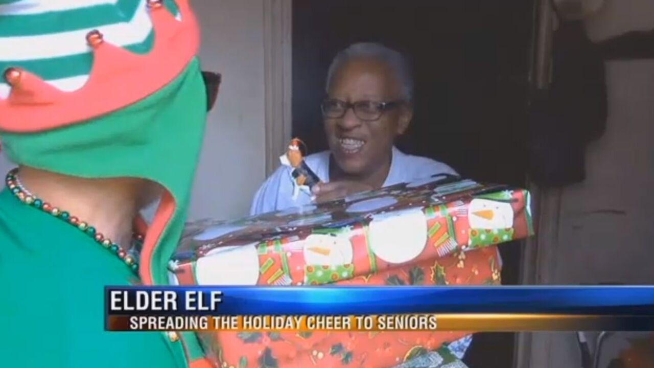 """Elder Elves"" spread holiday cheer to local seniors"
