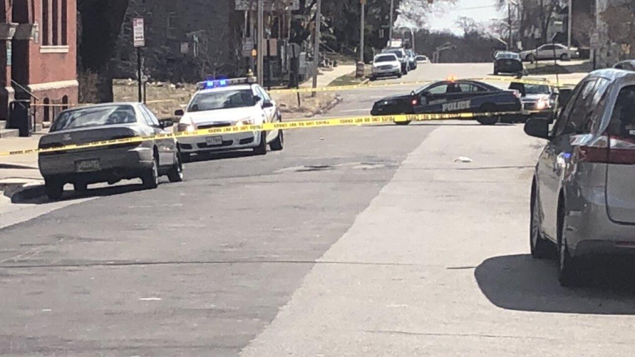 Police investigating shooting on Rosedale Street 1.jpg