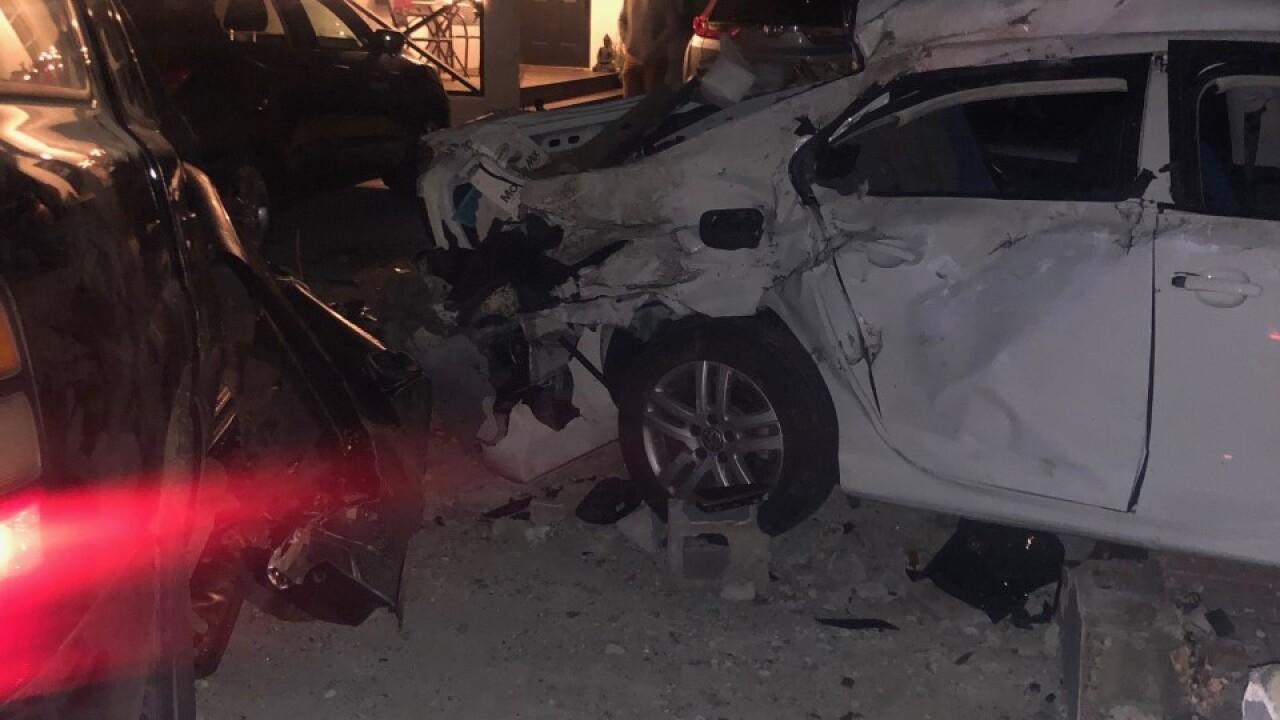 15th and yale street crash