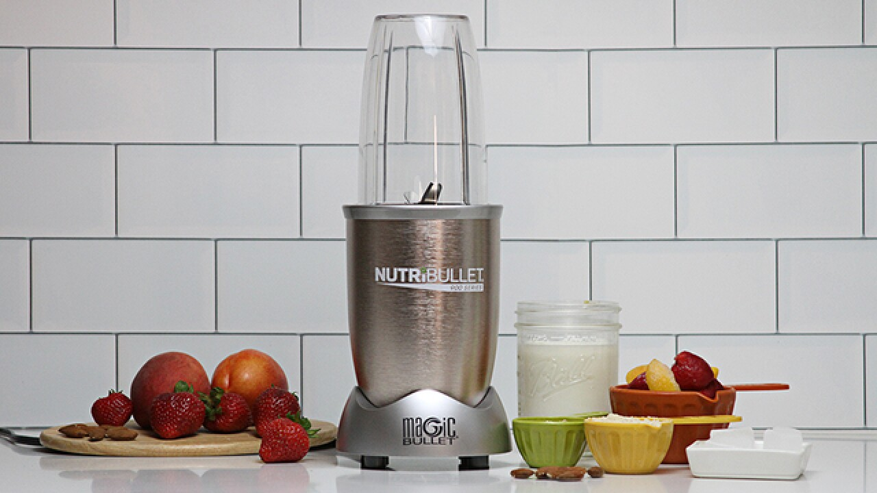 NutriBullet Being Sued For Allegedly Injuring Users