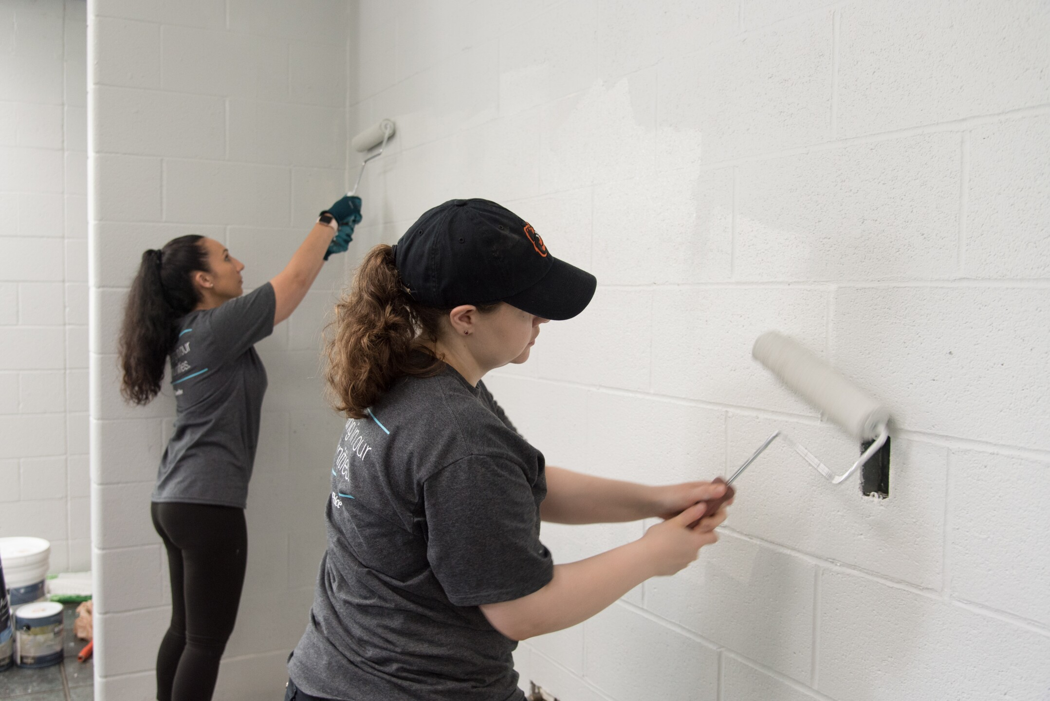 T. Rowe Price volunteers