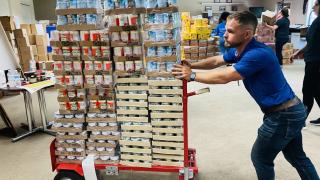 UWLC food distribution