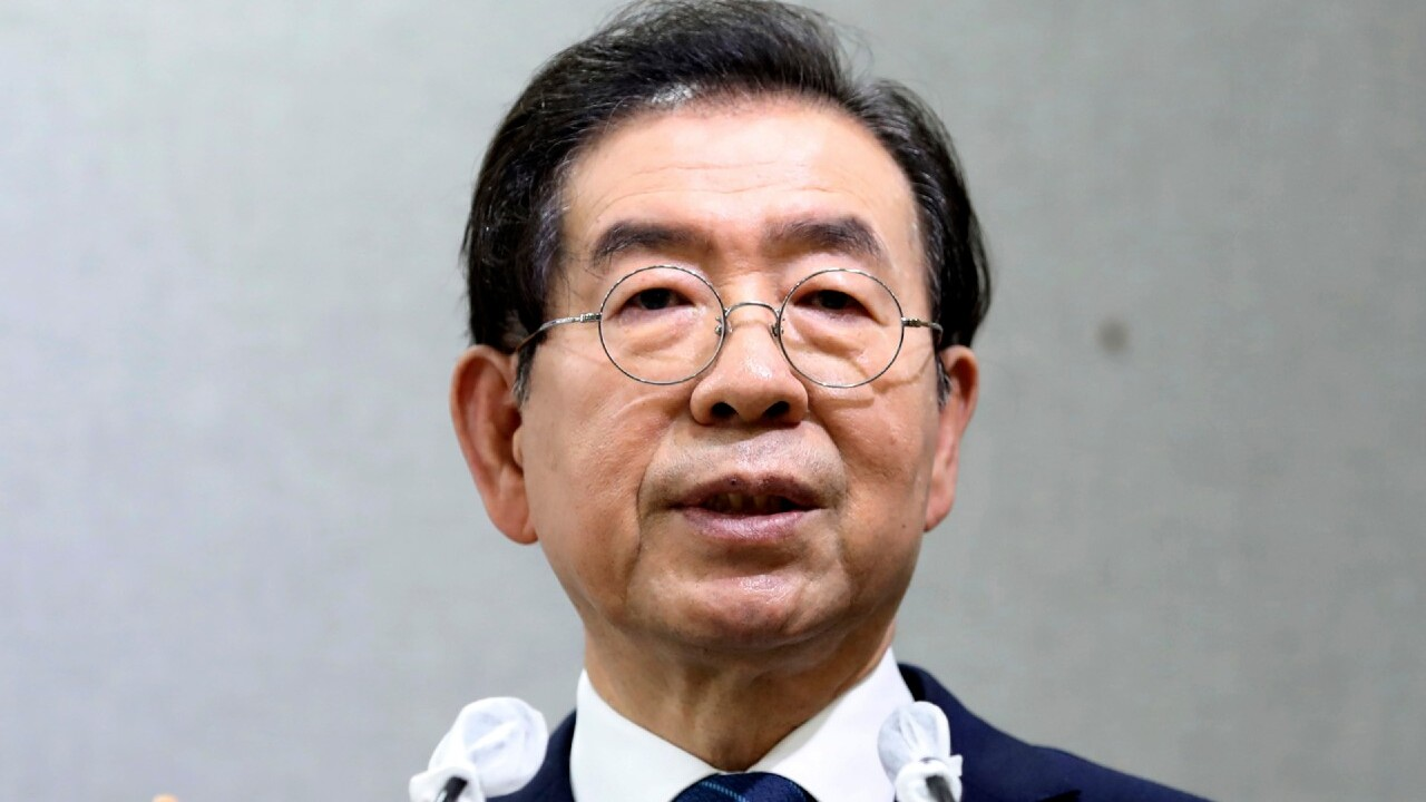 Seoul mayor missing, his phone turned off, search underway