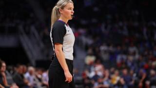 Jenna Schroeder NBA referee