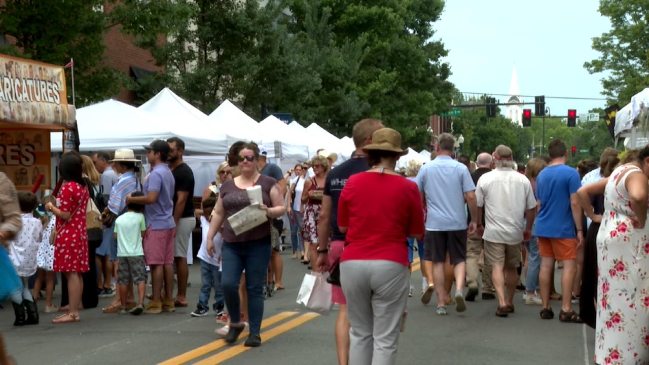 Franklin celebrates 37th annual 'Main Street Festival'