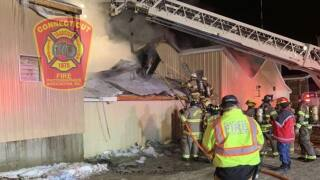Crews investigating fire at lumber yard in Cattaraugus County