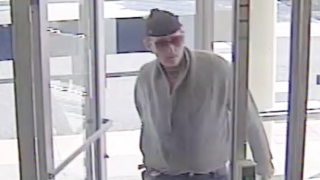 June 7 Woodbine bank robbery
