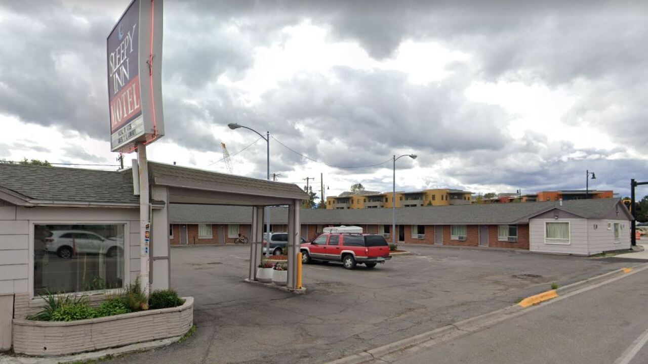 City, partners eye $1.1M purchase of Sleepy Inn for COVID shelter, future housing