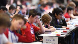 Scripps Spelling Bee kicks off
