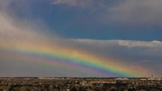 El Paso County Rainbow